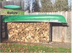 Exceptional Firewood Racks Built To Your Specific Size With Creative Shelters Fittings.  You Can Be As Basic Or As Creative As You Wish In Designing Your Custom  Fire ...