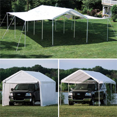 Max AP Canopy 10u0027 x 20u0027 3-in-1 Pack & Max AP All-Purpose Canopies | Creative Shelters